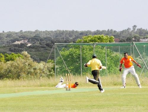 T20 League 2011: 3rd Round Mouraria - ABCC